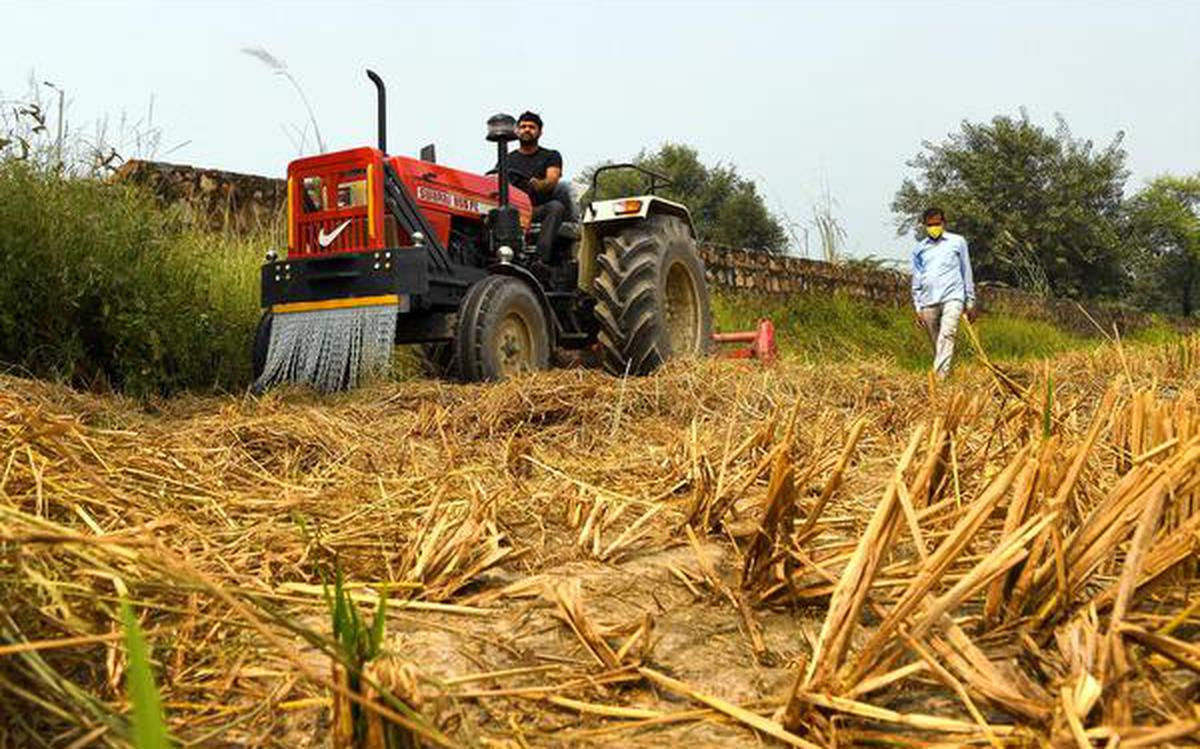 Contract farming as a means of ushering in corporatisation in agriculture -  Frontline